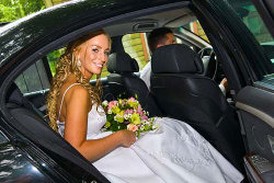 New York City wedding limousine