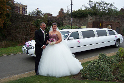 nyc wedding limo